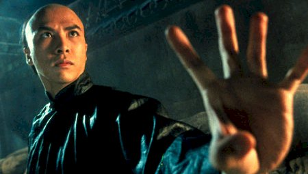 Donnie Yen in Iron Monkey